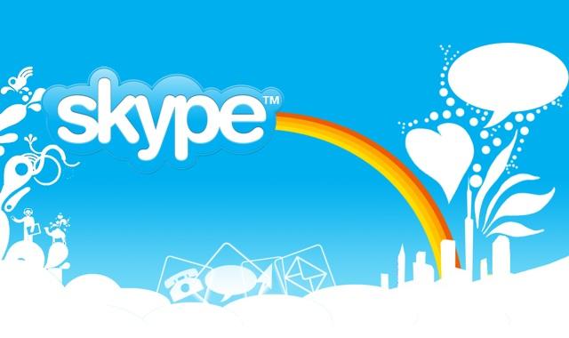 Skype-Rainbow