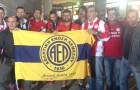 Bίντεο: Τι έγινε όταν έπαιξε ο ύμνος της ΑΕΛ στο Καραΐσκάκη