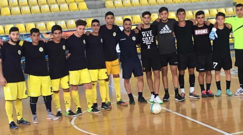 Επιτυχία το τουρνουά Futsal – Αδιαφορία από ΚΟΠ! (Φώτος)
