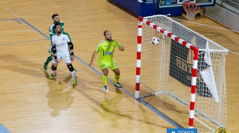AEL-fabio-goal-futsal