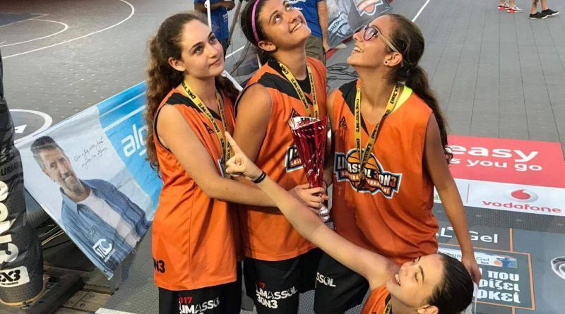 3x3 basketball girls