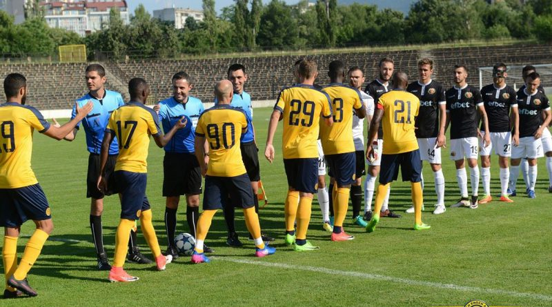 lokomotiv plovdiv friendly AEL
