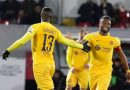 Στιγμιότυπα Σαλαμίνα – ΑΕΛ 0-3 [25η αγωνιστική – 17/2/2018]