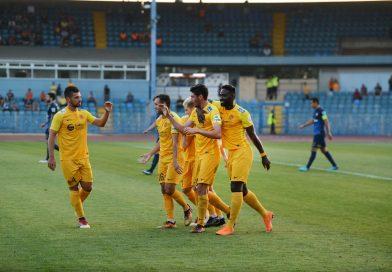 Φωτορεπορτάζ ΑΕΛ – Αποέλ 1-2 [9η αγωνιστική P-0 – 5/5/2018]