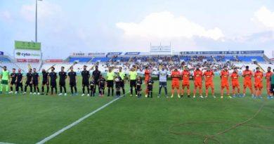 Στιγμιότυπα Αποέλ – ΑΕΛ 3-0 [3η αγωνιστική – 14/9/2019]